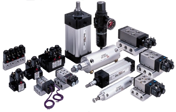 Pneumatic Components and other Industrial Suppliers